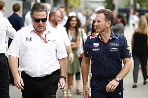 McLaren, dispuesto a prescindir de los pagos especiales