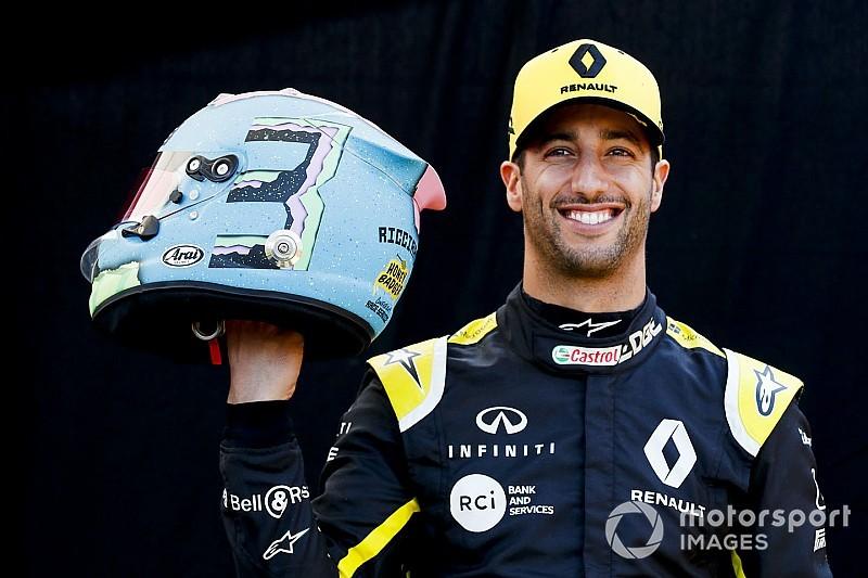 Ricciardo reveals