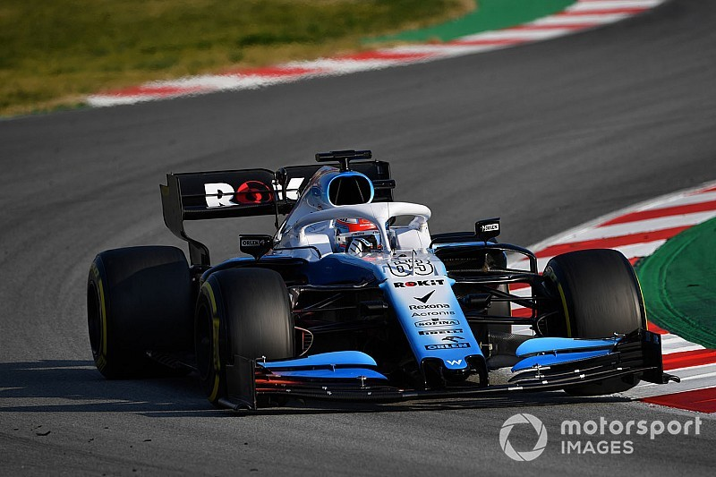 Russell says drivers must motivate Williams now
