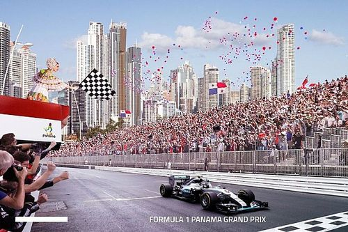 VIDEO: Así se presenta un proyecto de GP de F1 en Panamá
