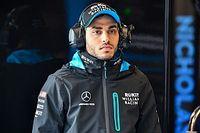 Testrijder Nissany blijft bij Williams en rijdt tijdens wintertest