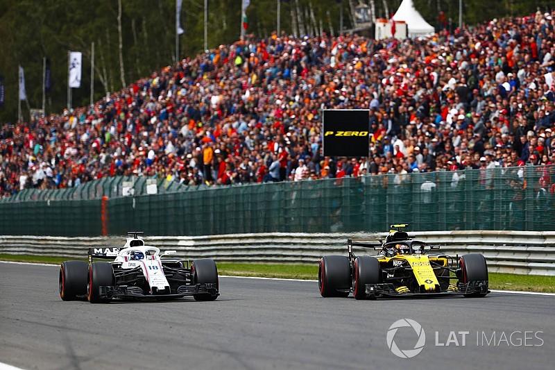 Des zones DRS modifiées sur les prochains Grands Prix