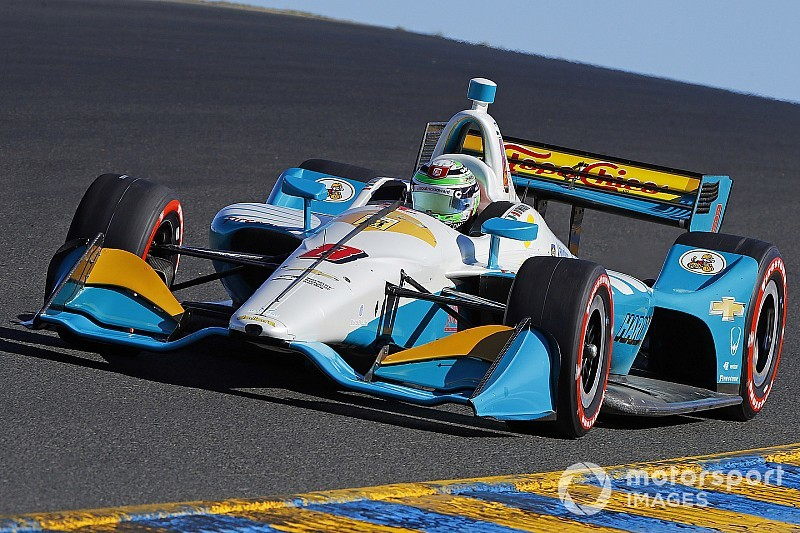IndyCar champion Dixon praises O'Ward