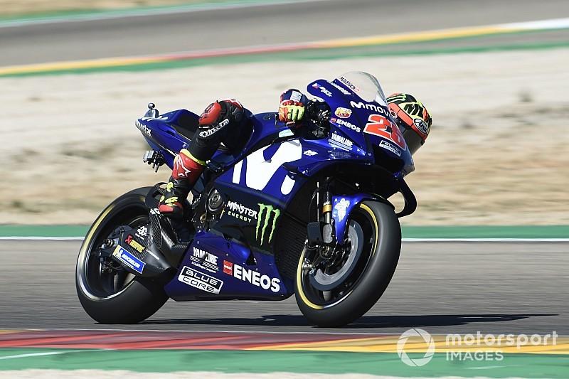 MotoGP FT1 in Thailand: Yamaha probiert zum Auftakt Qualifying-Versuch