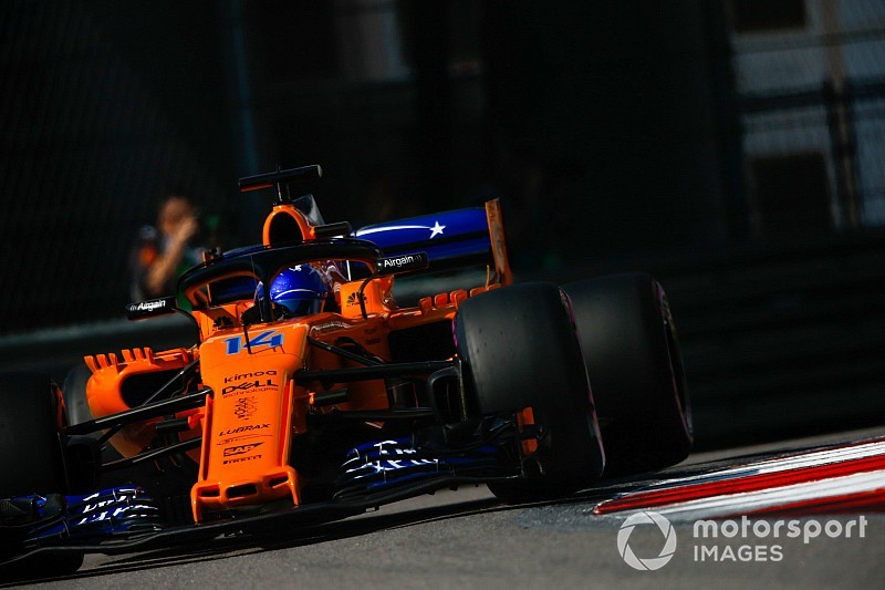 Alonso says FP1 trick the