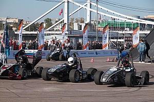 Сироткин и Алешин приедут на фестиваль «Формула Студент» в Парк Горького