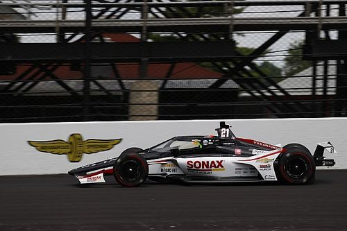 Indy 500 practice: VeeKay tops Rookies and Refreshers session