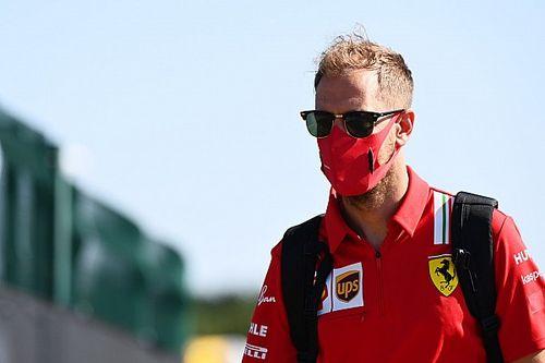 Szafnauer nie wyklucza Vettela