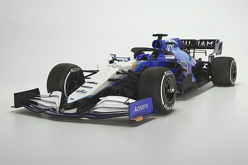 The details that make Williams' new car worth a second look