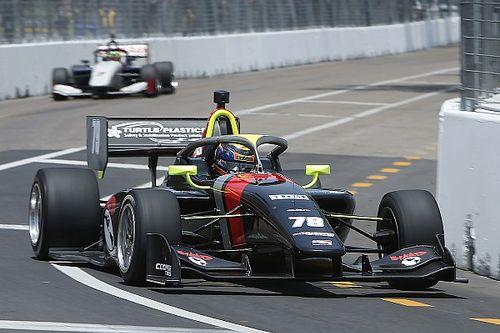 Portland Indy Lights: Malukas in seventh heaven