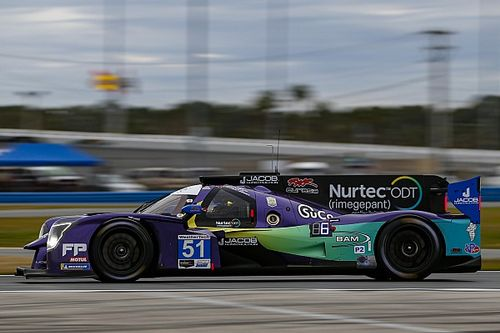 COVID knocks Jaminet out of RWR Eurasia's Rolex 24 lineup