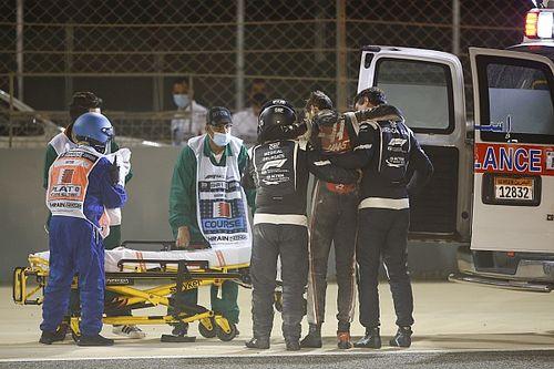 Ricciardo carga contra la F1 por el accidente de Grosjean