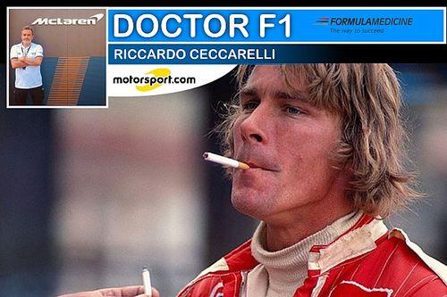 """Ceccarelli: """"Quando i piloti di F1 non curavano la preparazione"""""""