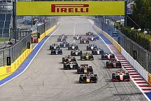 Fórmulas 2 e 3 divulgam calendário para 2021 com mudança de formato