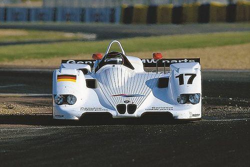 BMW plans to race new LMDh car in IMSA with works team