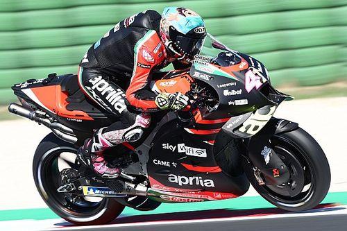 Tes MotoGP Misano: Aleix Espargaro Pertajam Waktu di Sesi Pagi