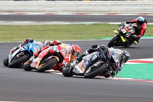 Bastianini: Overtaking 'MotoGP boss' Marquez for podium fantastic