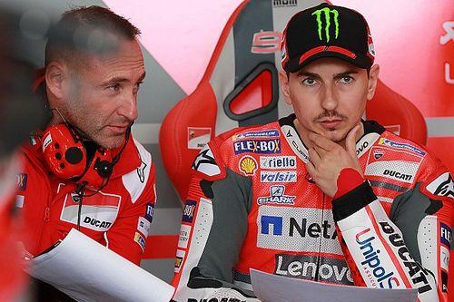 """Lorenzo a """"failli"""" signer chez Ducati pour 2021"""