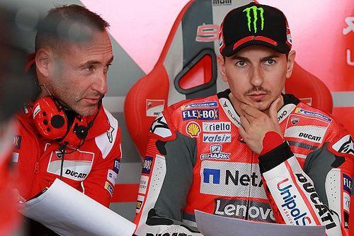 """Lorenzo revela que retorno à MotoGP em 2021 com Ducati quase aconteceu, mas diz que """"carreira chegou ao fim"""""""