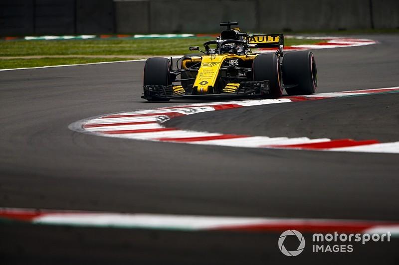Wetter durchkreuzt Renault-Form: Hülkenberg ohne Chance auf Top 6