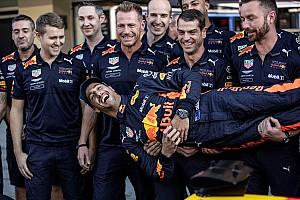 Ricciardo: Kötü bir yarış sonrası Marko ile görüşmeyi pek özlemeyeceğim!