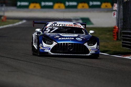 Monza DTM 1 ve 2. antrenman seansları: Mercedes tempoyu belirledi, Albon 3. oldu