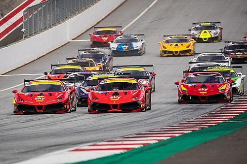 Ferrari Challenge: Gara 1 di Spielberg a Gatting e Sartingen