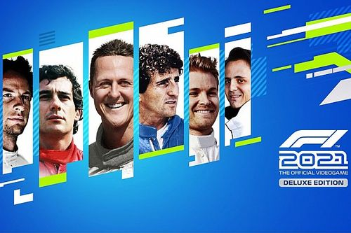 Senna y Schumacher aparecerán en el videojuego F1 2021