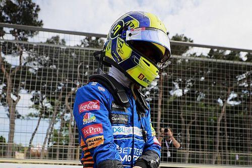 """La FIA, dura con Norris: """"Un niño de 6 años sabe qué hacer ahí"""""""