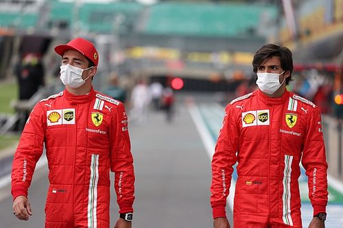 Sainz y Leclerc minimizan las esperanzas de victoria en Hungría