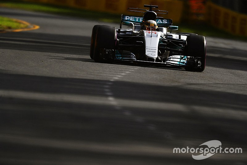 Hamilton, en pole: