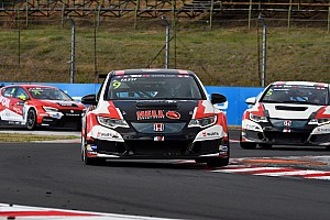 TCR Race report Attila Tassi is prophet in his home country
