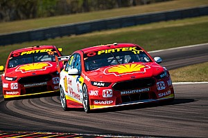 Supercars Breaking news McLaughlin enjoying Penske title fight