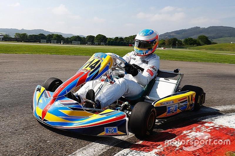 Алонсо планує новий міжнародний чемпіонат з картингу