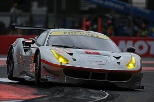 """Miguel Molina: """"Ferrari tiene una gran confianza en mí"""""""