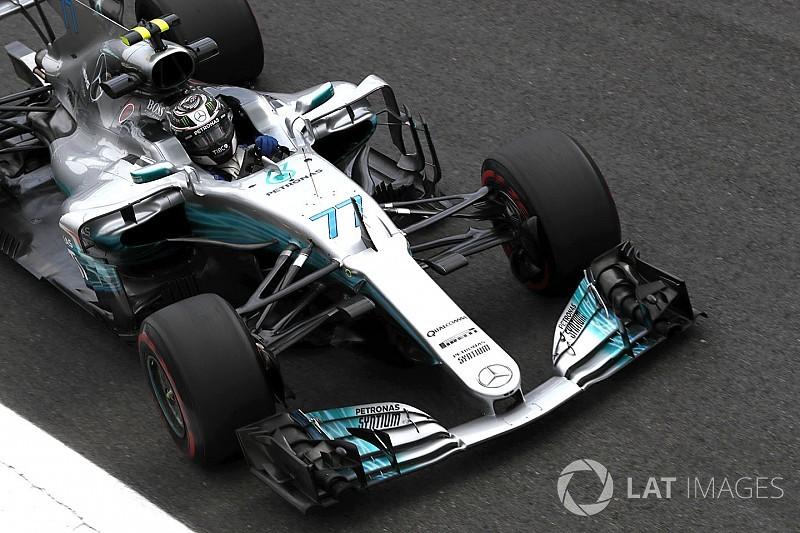 イタリアGP FP2:ボッタス首位。メルセデス1-2もベッテル僅差で続く