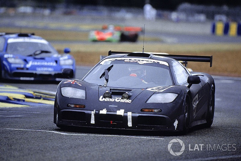 """McLaren, yeni kurallarla beraber WEC LMP1 ile """"ilgileniyor"""""""