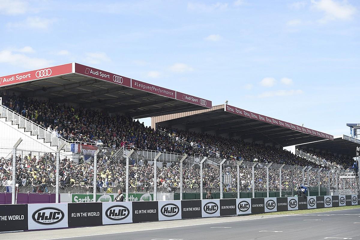 Le MotoE au GP de France: