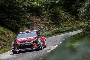 WRC Noticias Loeb está dispuesto a hacer más pruebas con Citroën