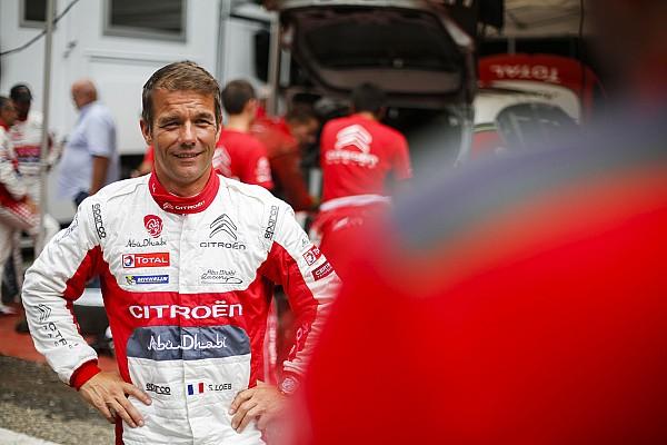 WRC Son dakika Loeb, Citroen'le WRC testi yapacak