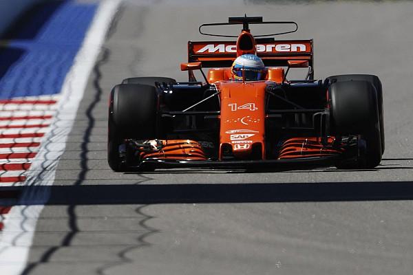 Formula 1 Breaking news McLaren: Jordan