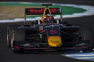 GP3 Nieuws GP3 Jerez: Kari verliest podiumplaats na aanrijding met Ticktum