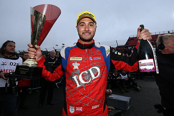 Goff stays on at Eurotech BTCC squad in 2018