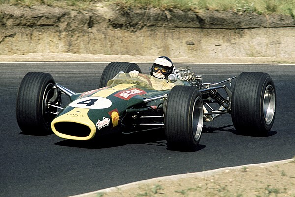 Clark, Amon, and the speculation that rules motorsport history