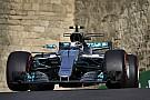 Azerbaycan GP 3. Antrenman: Bottas lider, Vettel ve Verstappen sorun yaşadı