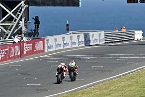 Supersport Yarış raporu Phillip Island Supersport: Nefes kesen yarışta kazanan Rolfo