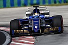 Sauber to run full power for first time in 2017