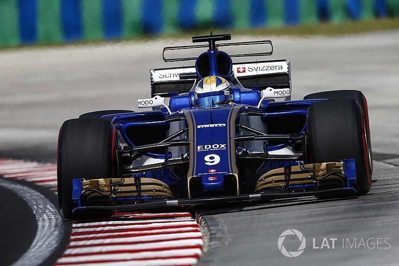 Sauber plant 'agressieve ontwikkeling' tijdens tweede seizoenshelft