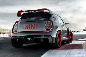 Automotive Nieuws Mini komt met racemonster(tje): John Cooper Works GP Concept