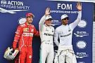 La parrilla de salida del GP de Austria F1